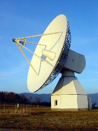 Nanten Radio Telescope
